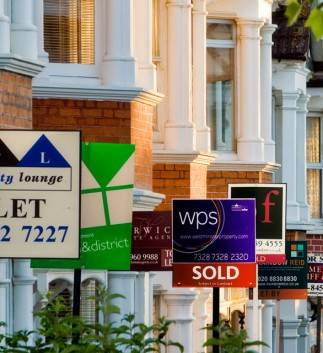 How house prices effect SME