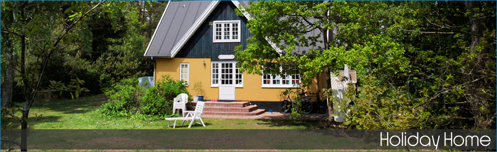 Holiday Home Insurance