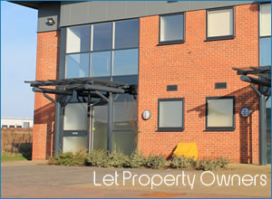 commercial let property