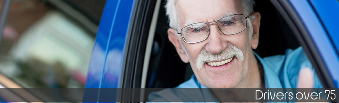 Car Insurance for Drivers over 75