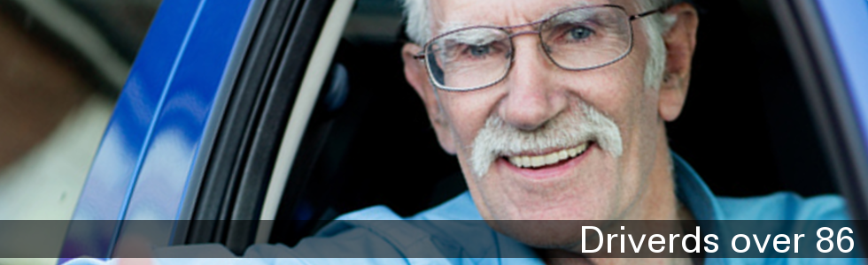 Car Insurance for drivers over 86