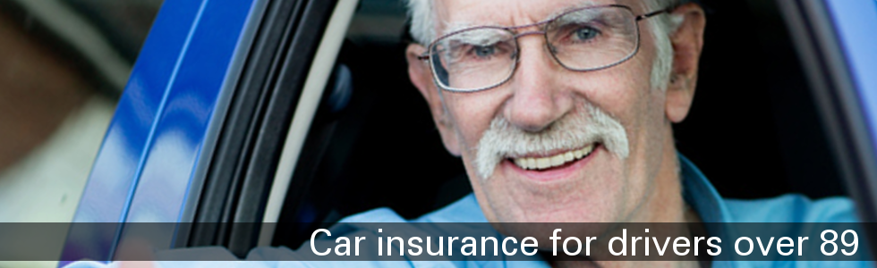 Car Insurance for drivers over 89